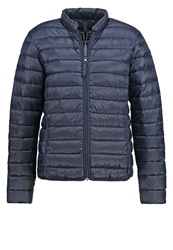 Opus Hanah Down Jacket Cosmic Blue Dark Blue