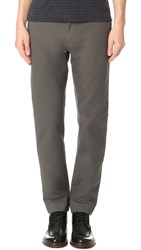 Billy Reid Leonard Chinos Charcoal Grey