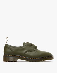 Dr. Martens Ghillie Engineered Garments Classic Smooth Leather Khaki