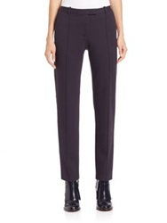 Tory Burch Ponte Pencil Pant Navy