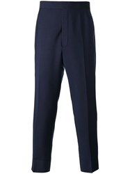 Thom Browne Tailored Trousers Blue