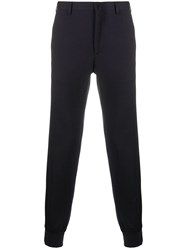 Corneliani Hybrid Jogger Trousers Blue