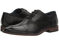 Rush By Gordon Rush Branson Black Men's Lace Up Casual Shoes