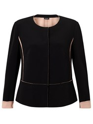 Gerry Weber Bonded Jacket Black