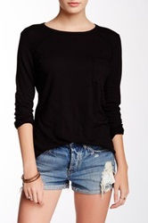 Ever Long Sleeve Lilly Tee Black