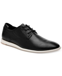 Calvin Klein Jeans Darian Wedge Oxfords Men's Shoes Black