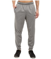 Nike Therma Tapered Training Pant Carbon Heather Black Men's Casual Pants Gray