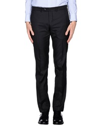 Asfalto Casual Pants Black