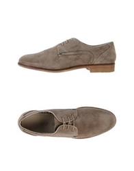 Cafe'noir Cafenoir Lace Up Shoes Dark Blue