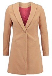 Anonyme Designers Classic Coat Camel