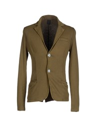 Jijil Suits And Jackets Blazers Men Green