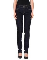 Blumarine Denim Denim Trousers Women
