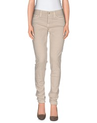 S.O.S By Orza Studio Trousers Casual Trousers Women Beige
