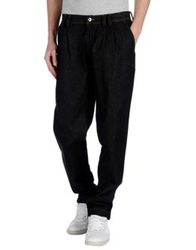 Dandg D And G Denim Pants Black