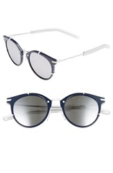 Christian Dior Men's Homme 48Mm Round Sunglasses