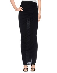 Givenchy Long Skirts Black