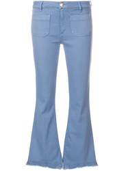 The Seafarer Penelope Jeans Blue