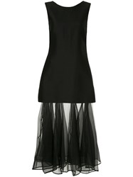 Maggie Marilyn Find Strength In Your Identity Dress Black