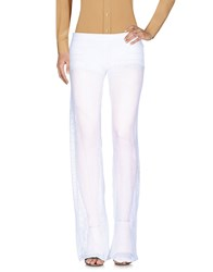Fisico Casual Pants White