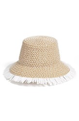 Women's Eric Javits 'Tiki' Bucket Hat