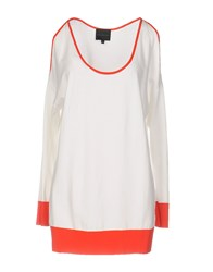 Hotel Particulier Sweaters White