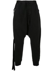 Unravel Project Sarrouel Track Pants Black