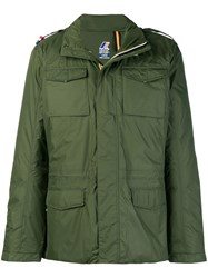 K Way Manfield Thermo Jacket Green