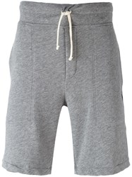 Polo Ralph Lauren Drawstring Track Shorts Grey