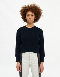 Rachel Comey Theorem Top In Navy Size Extra Small