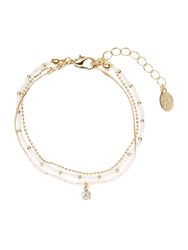 Accessorize Lovely Laura Delicate Clasp Bracelet