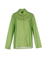 Laura Urbinati Shirts Shirts Women Acid Green