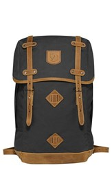 Fjall Raven Men's Fjallraven 'Rucksack No. 21' Large Backpack Grey Dark Grey