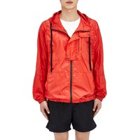 Tomas Maier Tech Hooded Jacket Orange