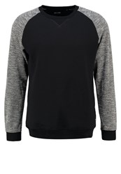 Only And Sons Onsfernley Sweatshirt Black
