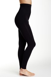 Joan Vass Seamless Shaping Legging Plus Size Available Black