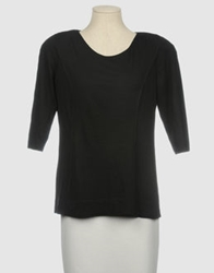Dinou Short Sleeve Sweaters Black