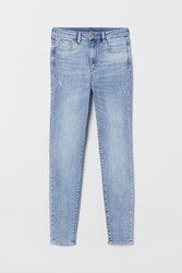 Handm H M Embrace High Ankle Jeans Blue