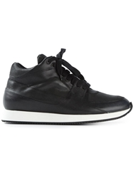 Kris Van Assche 'High Running' Sneakers Black