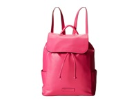Vera Bradley Faux Leather Backpack Fuchsia Backpack Bags Pink