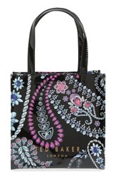 Ted Baker London Kimicon Trinket Small Icon Tote