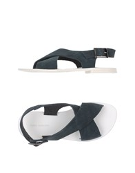 Fabio Rusconi Footwear Sandals Women Dark Blue