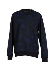 Lrg Sweatshirts Dark Blue