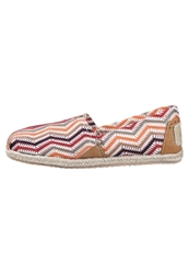 Dockers By Gerli Slipons Natur Multicolor Multicoloured