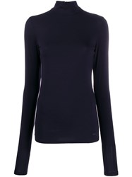 Karl Lagerfeld X Carine Turtleneck Top 60