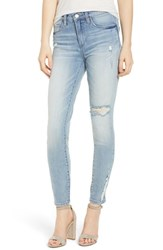Blank Nyc Blanknyc The Bond Distressed Skinny Jeans Constant Convo