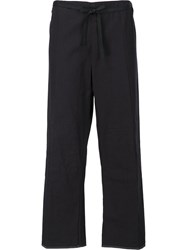Dosa 'Judo' Trousers Black