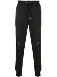 Frankie Morello Osbert Track Pants Black