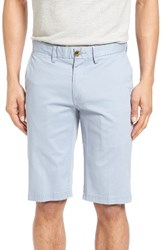 Ben Sherman Men's Slim Stretch Chino Shorts Light Blue