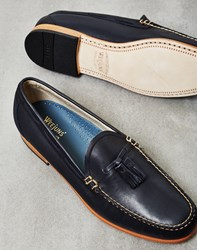 G.H. Bass G.H And Co. Palm Springs Larkin Loafer Navy