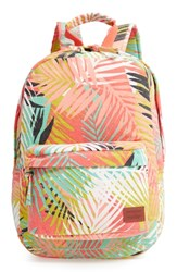 Rip Curl Miami Vibes Backpack Orange Multico